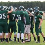 Varsity Football loses a close one to Morley Stanwood