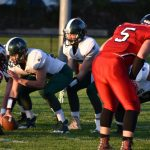 Varsity Football defeated by Chippewa Hills 31-14