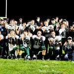 JV Football team finish season 8-0