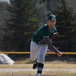 Varsity Baseball splits a doubleheader against Greenville