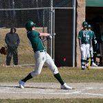 Varsity Baseball wins 2 games against Alma
