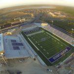Rattler Stadium Flyover