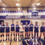 Goodnight Volleyball Shuts Out Chapa