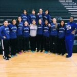 LADY RATTLERS PICK UP DISTRICT WIN # 14