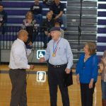 Rattlers honor Dr. Charles Ramsay