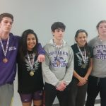 6 wrestlers advance to Regional Competition