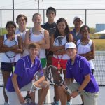 TENNIS TRAVELS TO ROCKPORT FOR SPRING BREAK TOURNAMENT