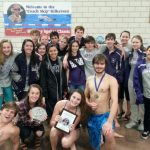 Swim Takes 3rd in Gilkerson Classic