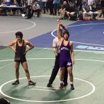 Rattler Wrestlers Represent With First State Placer