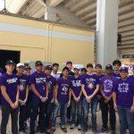 Rattler Volunteers Help Booster Club