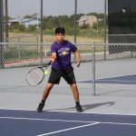 Rattler Tennis goes 2-0 in District Team Tennis