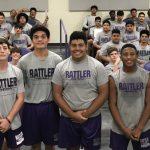 Freshman Rattlers Defeat Akins