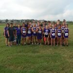 Miller Cross Country Team Brings Home Some Hardware