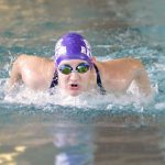 Rattler Varsity Swim Team Competes at University of Texas