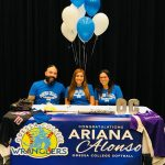 Alonso Signs with Odessa College
