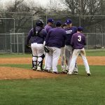 JV Baseball vs Reagan