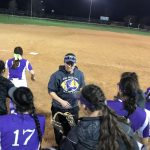 Lady Rattler Softball vs Manvel