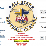 SMHS Softball to Host All-Star Game & Clinic