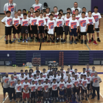 Great Showing at the Rattler Basketball Camp