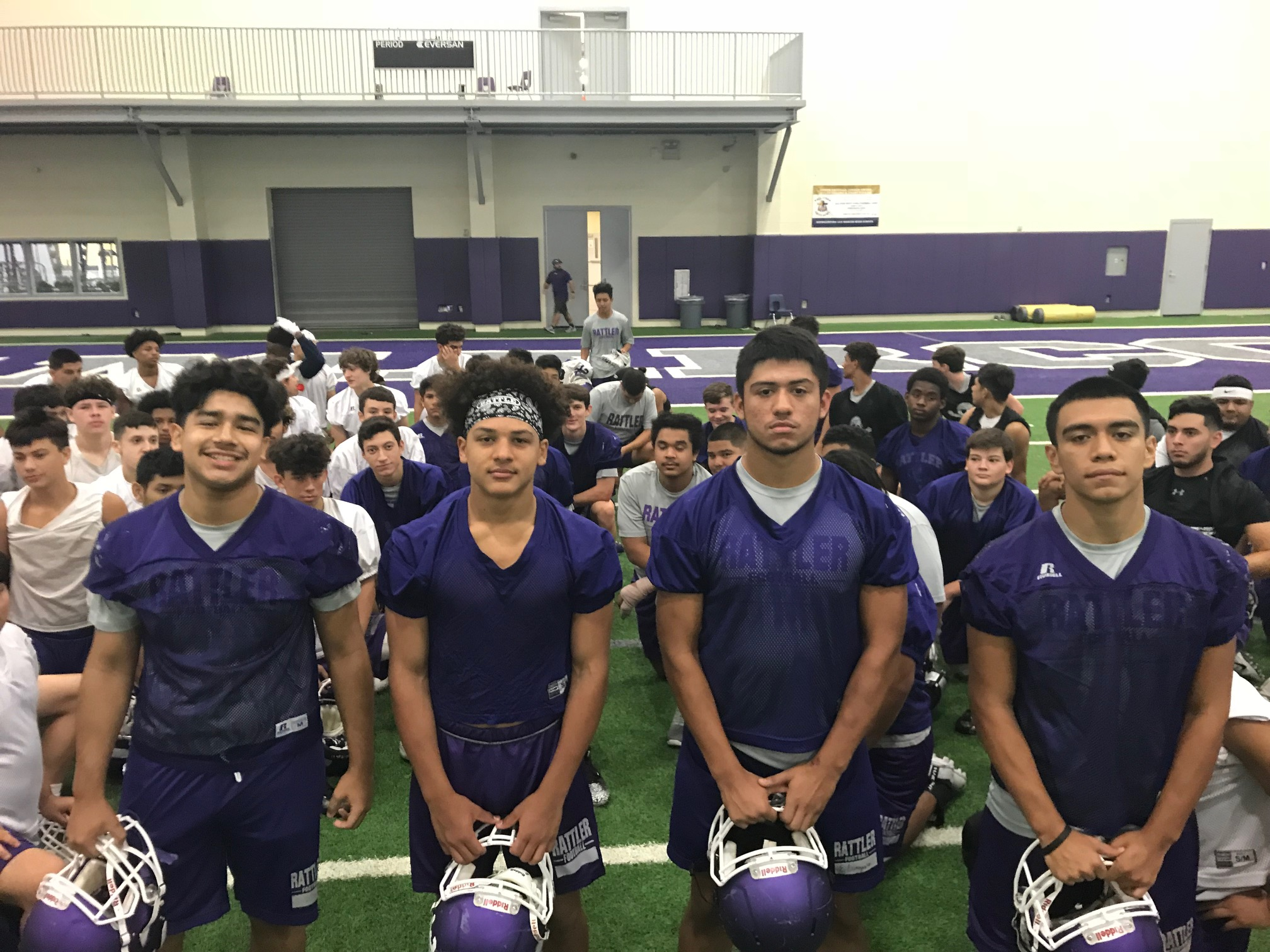 Scout Team Players Of The Week