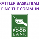Rattler Basketball Food Drive