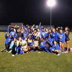 North Myrtle Beach High School Girls Varsity Track finishes 1st place