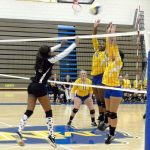 NMB Chiefs Volleyball Takes Down Rival Socastee