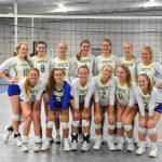 Chiefs Volleyball With Successful Run In Hub City Classic