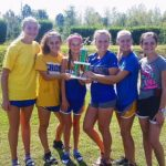 North Myrtle Beach High School Girls Varsity Cross Country finishes 2nd place