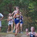 North Myrtle Beach High School Girls Varsity Cross Country finishes 4th place