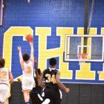 Boys Varsity Basketball beats Marlboro County 53 – 50