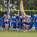 2018 NMBHS Football Vs West Brunswick