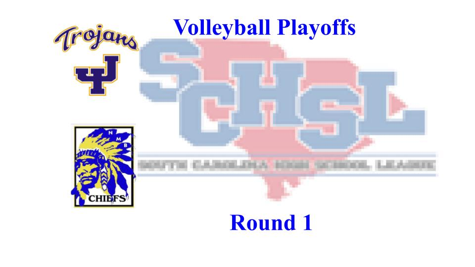 Chiefs Volleyball wins Region and Advances to 1st Round of State Playoffs