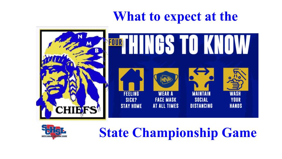 What to Expect at States