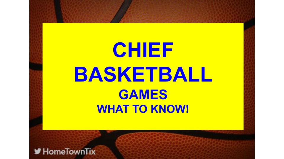 What to Expect When Attending a Varsity and JV Chief Basketball Game