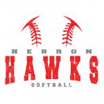 Hebron MS softball clobbers Kouts