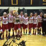 8th grade Girls Basketball P.C.C. Champions