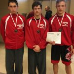 Boys Varsity Wrestling finishes 8th place at Crown Point Carnahan Invite  @ Crown Point Invite