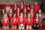 Girls volleyball notches first win