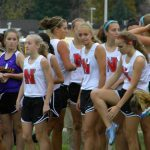 Girls Cross Country @ OK Bronze Jamboree