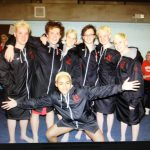 Seniors shine in swimming past Union