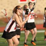 Girls Varsity Lacrosse completes a shut out versus Comstock Park