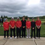 Northview High School Boys Varsity Golf finishes 3rd place