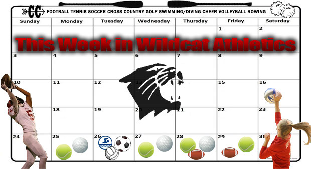 All Teams Schedule: Week of October 16 – October 22