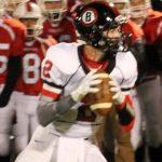 Brookside High School Varsity Football falls to Firelands Local Schools 13-19
