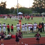 Brookside High School Varsity Football beat Lutheran West H. S. 44-14