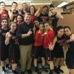Brookside High School Girls Varsity Basketball beat Fairview 46-41