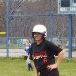 Brookside JV Softball bounce back after loss.