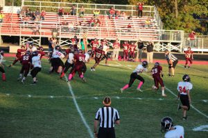 Middle School Football vs. Wellington