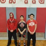 BMS wrestling starts season off strong